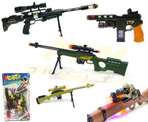 Schietspeelgoed & geweren