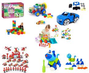 Speelgoed bouwblokken