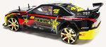 RC DRIFT CAR - Race auto -RC Drift Race Car 4x4 wielaandrijving | 30 km/u schaal 1:10