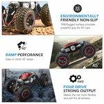 RC Car Off-Road Monster Truck 4WD 1:14 Stunt Transform Auto - 32CM - BLACK FRIDAY DEAL!