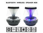 Wireless Bluetooth Mini Speaker  Draagbaar&Oplaadbaar -zwart