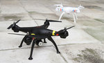 Syma X8W drone -FPV Live HD camera quadcopter - 2.4Ghz