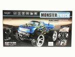 RC Monstertruck Auto - radiografisch bestuurbaar  monster truck - schaal 1:8