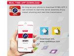 Syma X22W drone - FPV live Camera en app control -Android en IOS