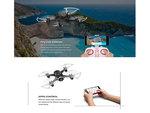 Syma X22W drone met FPV live Camera en app control 2.4ghz