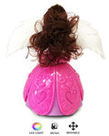 Dancing Angel Girl - Dansende Speelgoed pop met LED lichtjes & Muziek