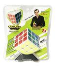 Rubik's cube | 2x Breinbreker kubus (3X3) 5.6CM