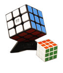 Rubik's Cube - Breinbreker Kubus 2 in 1 PACK  (3x3) 5.6CM