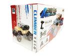 RC Rock Defender Off Road auto- 6x6 wheel drive - Bergbeklimmer -2.4Ghz   1:12