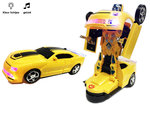 Robot Car 2 in 1 robot en auto | Galaxy warrior transform