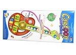 Cartoon speelgoed gitaar Orgel met instrument knopjes + Dancing Butterfly princess  | Incl. Batterij