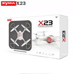Syma X23 -one key take off/landing functie - Hover mode - drone wit