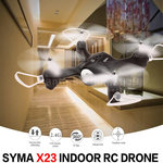 Syma X23 -one key take off/landing functie - Hover mode - drone zwart