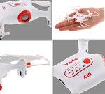 Syma X20-S mini quadcopter drone Gravity Sensor controller 2.4GHZ