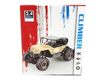 BS RC Rock Defender Off Road auto- 6x6 wheel drive - Bergbeklimmer -2.4Ghz | 1:12
