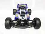BS Rc Drift Sports - race auto - Buggy 2.4Ghz 4WD 1:10 40km -Blauw