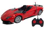 Rc race speed auto afstand bestuurbaar - oplaadbaar | 1:14 ROOD