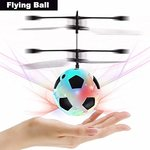 Flying Ball crystal ball zwevende disco bal met Led-infraroodsensor - Hand bestuurbaar Vliegende Bal