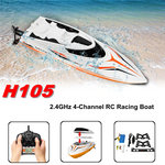 RC Race Boot H105- Water Wizard 2.4GHZ - Skytech SPEED 25KM (36CM)