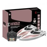 RC Boot H102- High Speed racing boot 2.4GHZ - SPEED 20KM