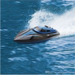 BS RC Race Boot H100- High Speed Racing Boat 2.4GHZ - Skytech SPEED 20KM