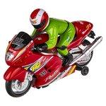 BS Speelgoed race motor met geluid en lichtjes |Motorcycle Racer -rood