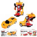BS Transform - Robot Race car - 2in1 robot en auto