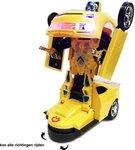 BS Robot Car 2 in 1 robot en auto | Galaxy warrior transform