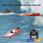 RC Race Boot H106- High Speed boat 2.4GHZ - Skytech 20km/u