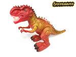 BS Dinosaurus speelgoed - Tyrannosaurus - met lichtjes en dinosaurus geluid 32 CM