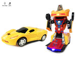BS Transform - Robot Race car - 2in1 robot en auto