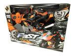 BS Rc Motorfiets - Radiografisch bestuurbaar motorfiets 2,4 GHz