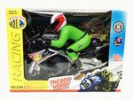 BS Speelgoed racemotor met geluid en lichtjes |Motorcycle Racer