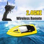 BS Rc mini Boat H116 - Radiografisch bestuurbaar boot 2.4GHZ - 1:47