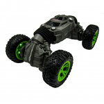 BS Twist Climbing Car dubbelzijdig Green 4WD