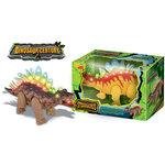 Dinosaurus speelgoed - Stegosaurus - met lichtjes en dinosaurus geluid