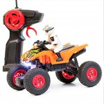 BS Rc Off-road Quad 1:20 Orange