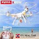 ZomerDeal  SYMA X8SW + SYMA X22W