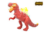 Tyrannosaurus Rex met dino geluid en lichtjes -Dinosaurus speelgoed 41CM