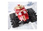 RC Track Stunt auto 1:24 - radiografisch bestuurbaar 360 rotation Nano Trax 2.4GHZ -oplaadbaar