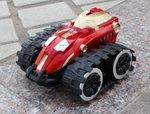 BS RC Track Stunt auto 1:24 - radiografisch bestuurbaar 360 rotation 2.4GHZ -oplaadbaar