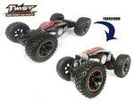 BS Radio grafisch bestuurbaar Monster Truck 4WD 1:14 Stunt Transform Auto - 32CM