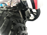BS Rc Monster Truck Racing SHADOW Car auto 1:10 (45CM) 18KM/U -oplaadbaar