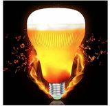 Bluetooth Speaker Music LED Light - muziek lamp met led lichtjes - infrarood remote control E27 18W_