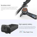 MJX Bugs 5W 4K draaibaar 5G camera drone quadcopter 2.4GHZ - Brushless motoren + GPS 1000m en volg systeem _