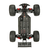 Rc Auto - The Brave Short Course Truck car 1:12 - 2,4 GHz 4WD - Brushless motor - 30KM/H _