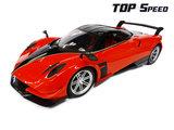 Radiografisch bestuurbare auto - Top Speed rc car - Deuren kunnen open/dicht (oplaadbaar) 37CM_