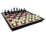 Chess set - Magnetisch schaakbord - inklapbaar bord - 33x33 cm_