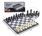 Schaakbord - Chess Magnetic Game- met magnetisch opvouwbaar bord - schaakspel 32CM_