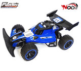 RC Race Buggy NQD - 2.4GHZ radio grafisch bestuurbare auto 18km/u - 1:10 43CM - oplaadbaar + extra accu_